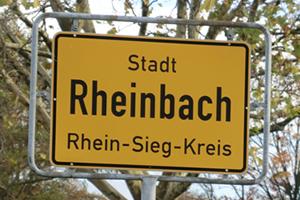 Ortsschild-Rheinbach